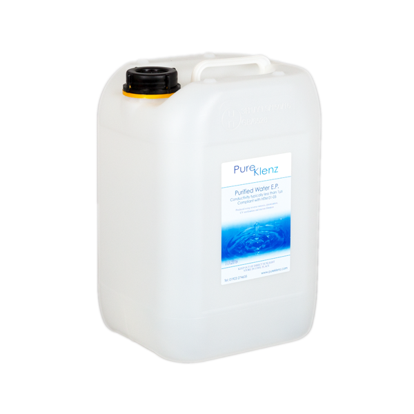 Purified Water 10 Litre