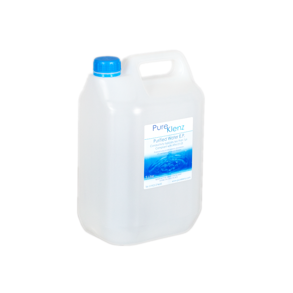 Purified Water 5 Litres