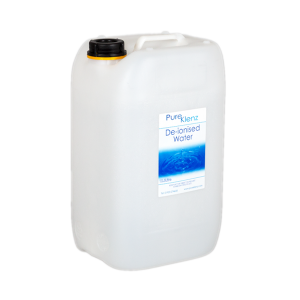 Deionised water 12.5 litre